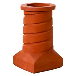 Superior Avon Clay Chimney Pot