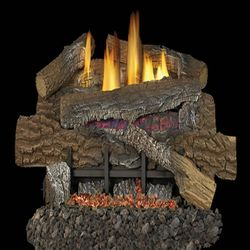 Superior Boulder Mountain Ventless Gas Log Set