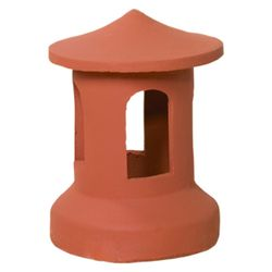 Superior Bird Cage Clay Chimney Pot