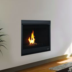 Superior DRC2000 Direct Vent Gas Fireplace