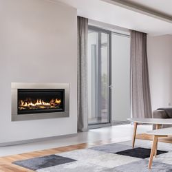 Superior DRL3500 Direct Vent Linear Gas Fireplace