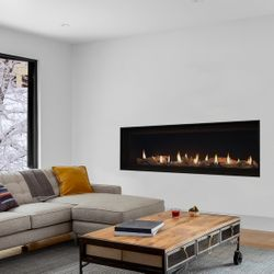 Superior DRL4000 Direct Vent Linear Gas Fireplace