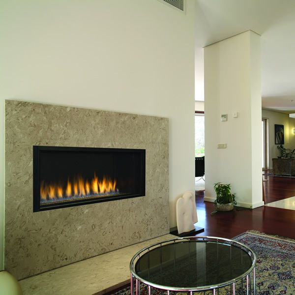 Superior DRL4543 Direct Vent Linear Gas Fireplace image number 0