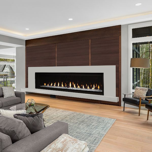 Superior DRL6000 Direct Vent Linear Gas Fireplace image number 0