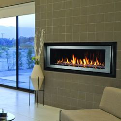 Superior DRL6500 Direct Vent Linear Gas Fireplace