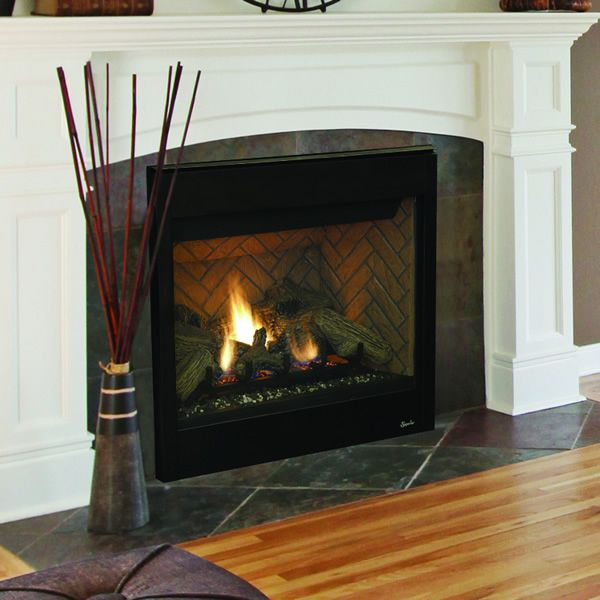 Superior DRT4000 Direct Vent Gas Fireplace image number 0