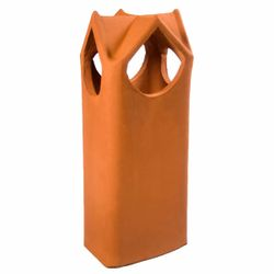 Superior Dry Top Clay Chimney Pot