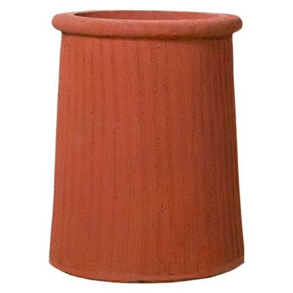 Superior Empress Clay Chimney Pot image number 0