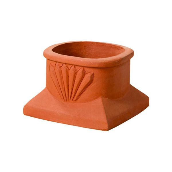 Superior Essex Clay Chimney Pot image number 0