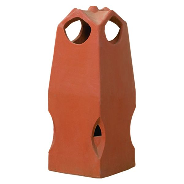 Superior Excalibur Clay Chimney Pot image number 0