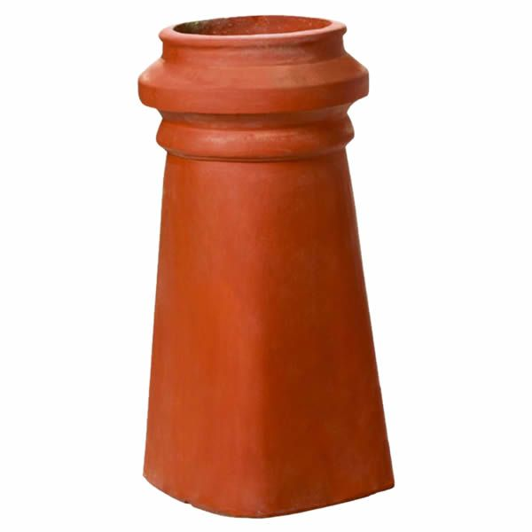 Superior Kensington XL Clay Chimney Pot image number 0