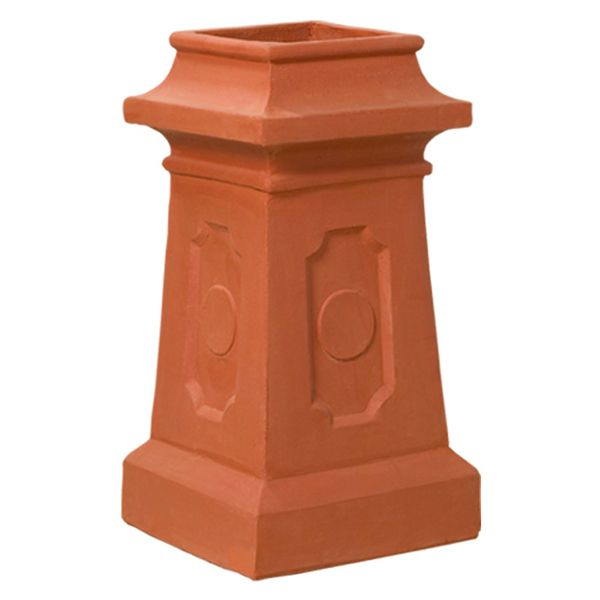 Superior Kent Clay Chimney Pot image number 0