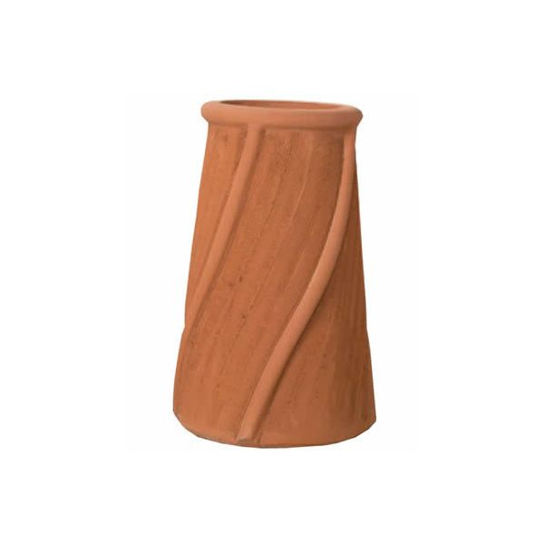 Superior Hampshire Clay Chimney Pot image number 0