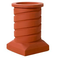 Superior Hanover Clay Chimney Pot