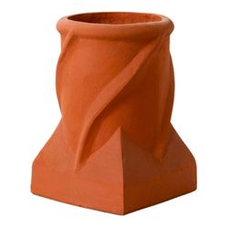 Superior Large Savoy Clay Chimney Pot