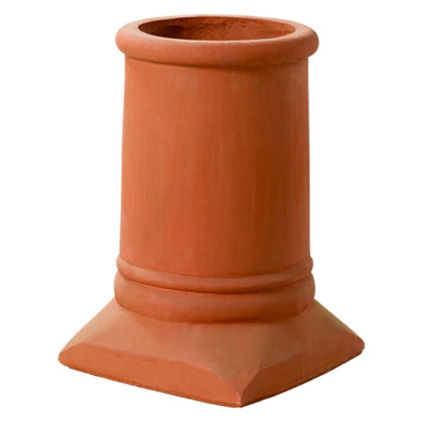 Superior Mathis Clay Chimney Pot image number 0