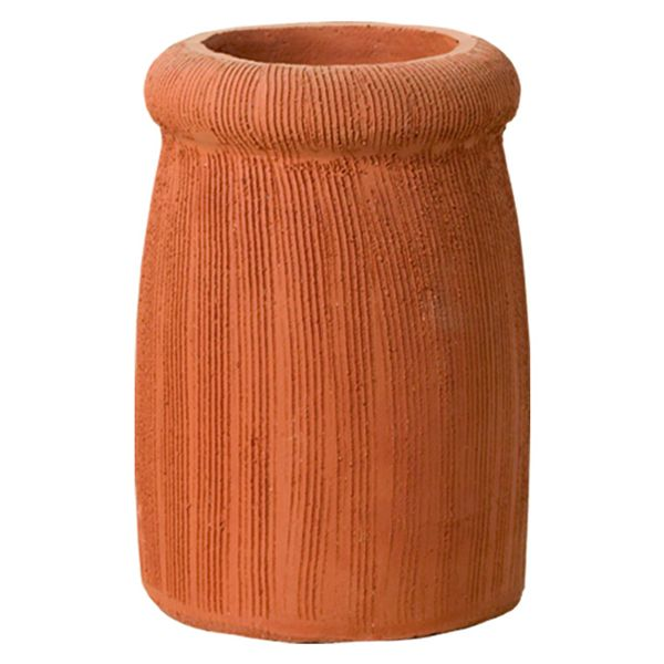 Superior Mini Windsor Clay Chimney Pot image number 0