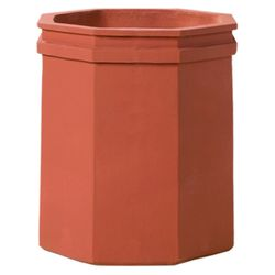 Superior Nottingham Clay Chimney Pot
