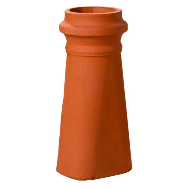 Superior Small Kensington Clay Chimney Pot image number 0
