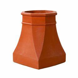 Superior Small Halifax Clay Chimney Pot