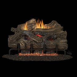Superior Smokey Mountain Ventless Gas Log Set