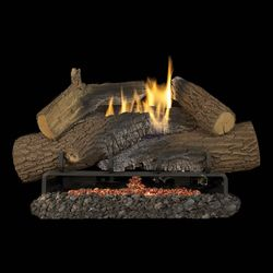Superior Rugged Stack Ventless Gas Log Set