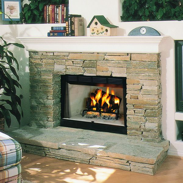 Superior WCT2000 Wood Burning Fireplace image number 0