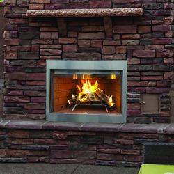Superior WRE3000 Wood Burning Outdoor Fireplace