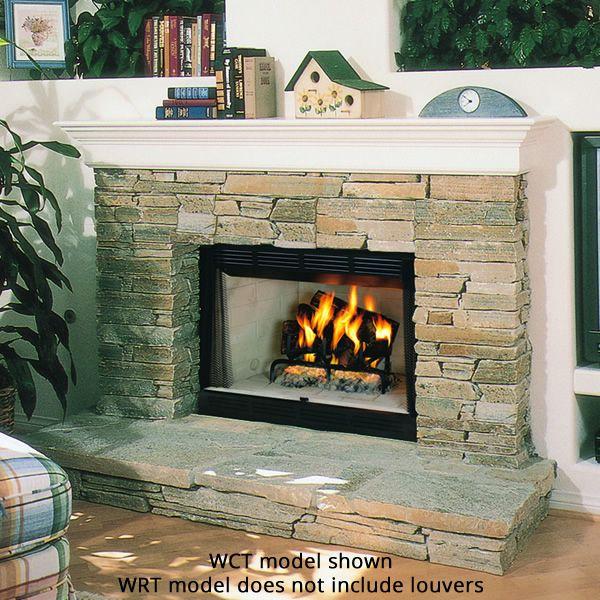 Superior WRT2000 Wood Burning Fireplace image number 0
