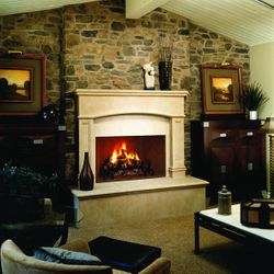 Superior WRT6000 Wood Burning Fireplace