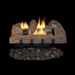 Superior Townsend Bark Ventless Gas Log Set