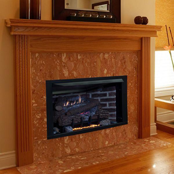 Superior VRT4000 Ventless Gas Fireplace image number 0