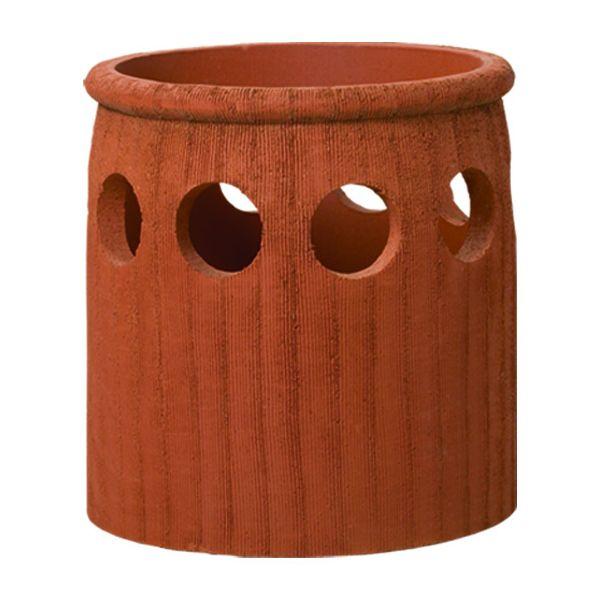 Superior Vanguard Clay Chimney Pot image number 0