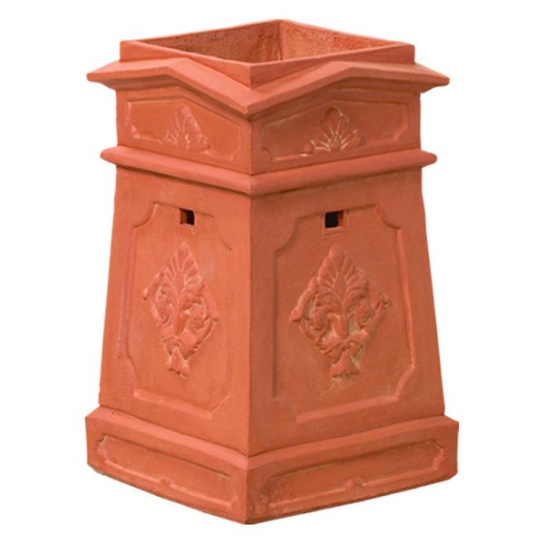 Superior Victorian Clay Chimney Pot image number 0