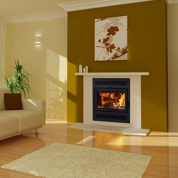 Supreme Astra 24 Zero Clearance Wood Fireplace image number 1