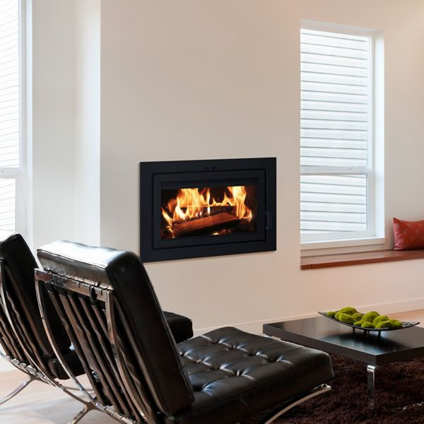 Supreme Astra 24 Zero Clearance Wood Fireplace image number 2