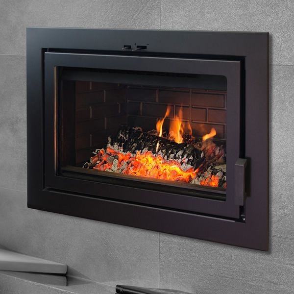 Supreme Astra 24 Zero Clearance Wood Fireplace image number 4
