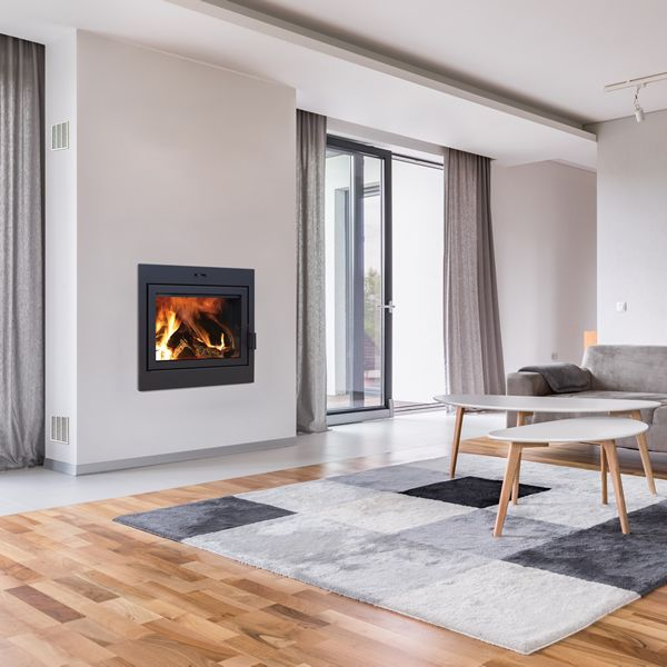 Supreme Astra 32 Zero Clearance Wood Fireplace image number 0