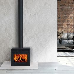 Supreme Novo 18 Wood Burning Stove