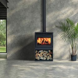 Supreme Novo 38 Wood Burning Stove