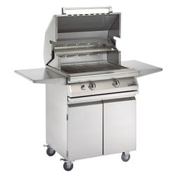 PGS Newport S27 Cart-Mount Gas Grill