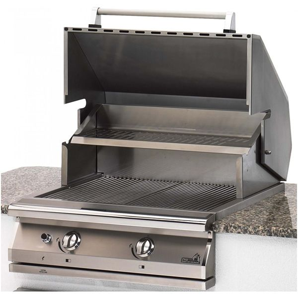PGS Newport S27 Built-In Gas Grill image number 0