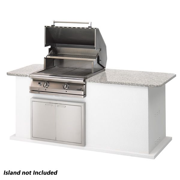 PGS Newport S27 Built-In Gas Grill image number 3