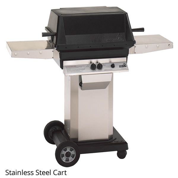 PGS A40 Cart-Mount Gas Grill image number 1