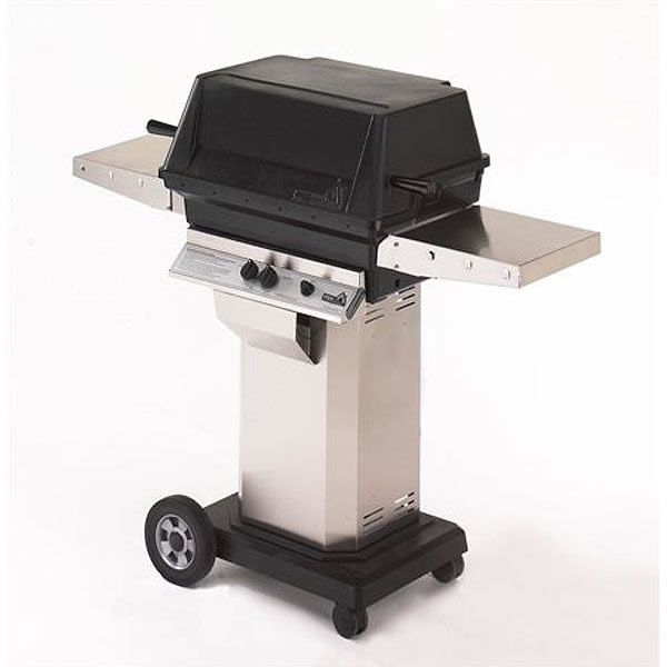 PGS A40 Cart-Mount Gas Grill image number 3