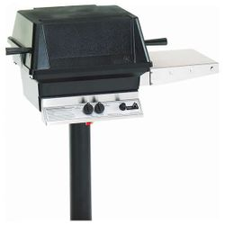 PGS A40 In-Ground Post-Mount Grill - Natural Gas