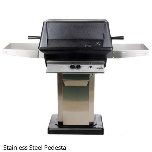 PGS A40 Pedestal-Mount Grill - Natural Gas image number 2