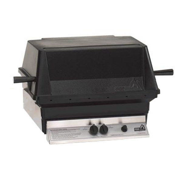 PGS A40 Pedestal-Mount Grill - Natural Gas image number 3