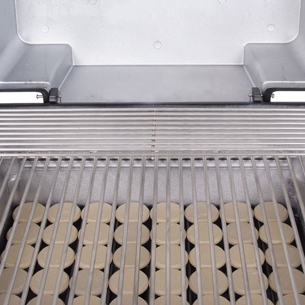PGS A40 Pedestal-Mount Grill - Natural Gas image number 5