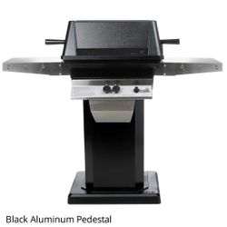 PGS A40 Pedestal-Mount Grill - Natural Gas